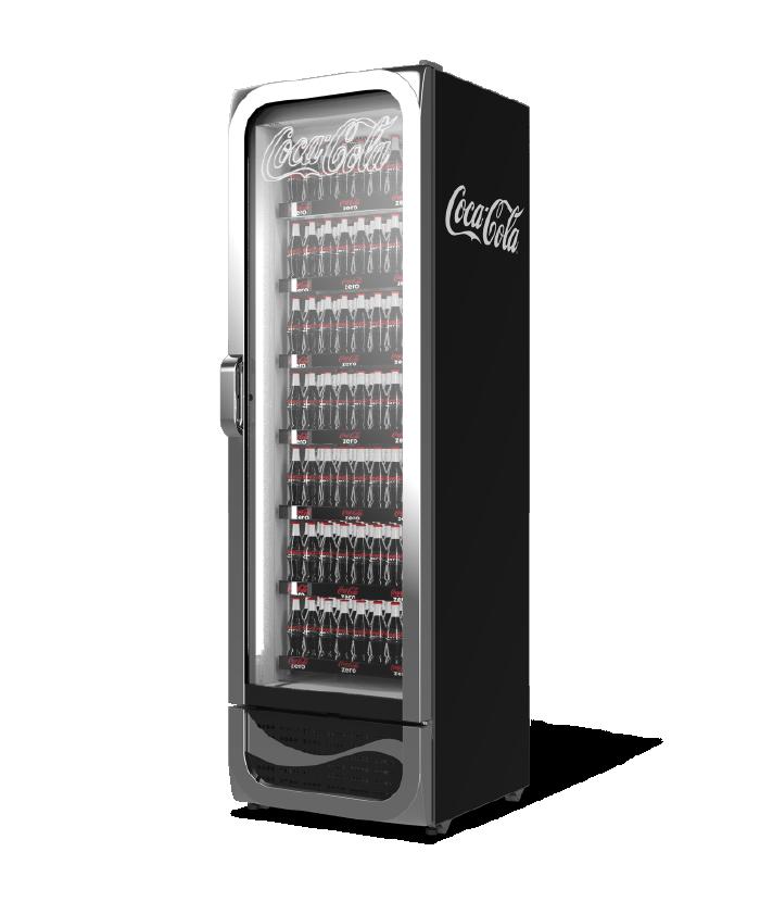 Coca Cola Fridge >> ICOOL-500 Platinum [R290] | Frigoglass