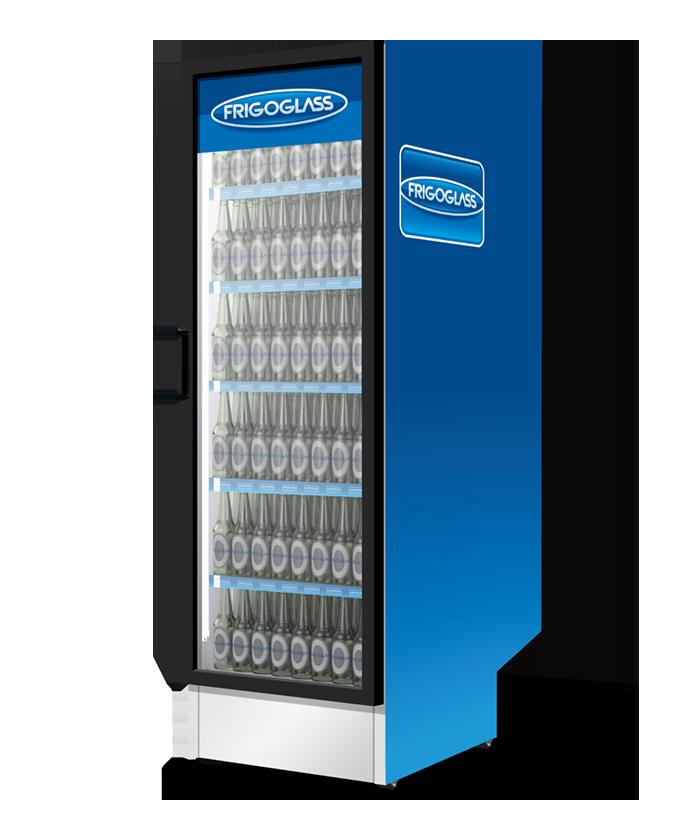 Plus 500 R290 Frigoglass